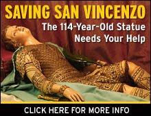 Help Relocate San Vincenzo