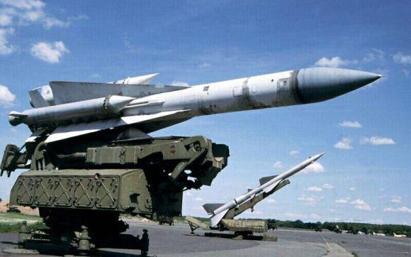 Sistem rudal pertahanan udara Ukraina