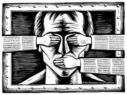A censura já está aqui