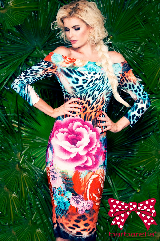 Barbarella, Adriana Abenia, Look Book SS15, Fashion Blogger, Cool