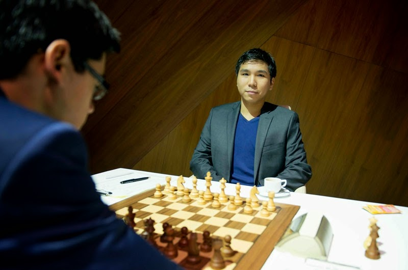 Shamkir Chess 2015 - Wesley So