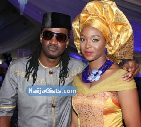 paul okoye wedding