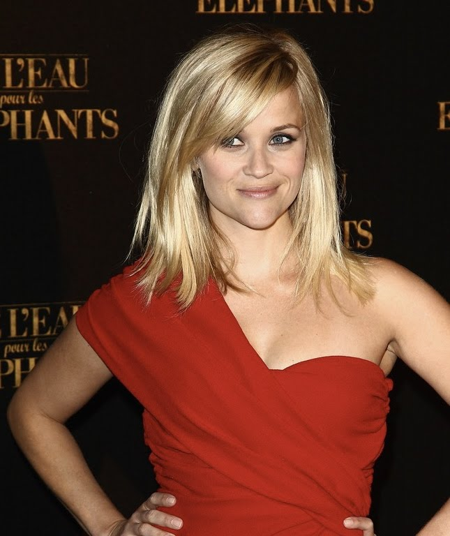 Reese Witherspoon Medium Hairstyles