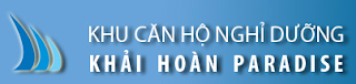 Khai Hoan Paradise: can ho nghi duong