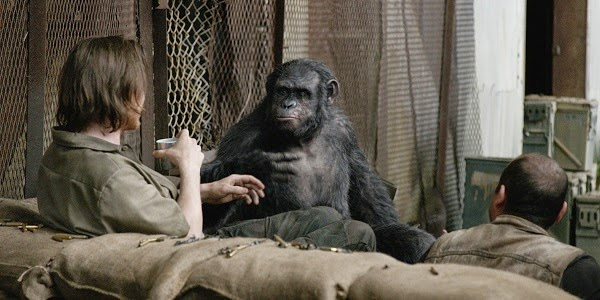 Toby Kebbell em PLANETA DOS MACACOS: O CONFRONTO (Dawn of the Planet of the Apes)