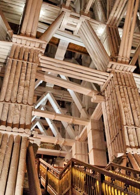 Minas de Sal de Wieliczka en Polonia: visitando Moria