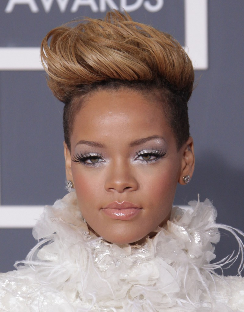 Hairstyle Evolution : ... Picture Clip: The Evolution of Rihannas Hairstyle in 2012 Gallery