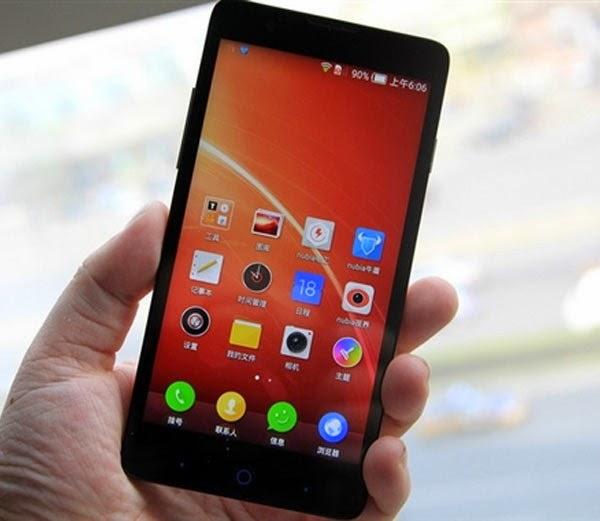 ZTE V5 Selfie Smartphone