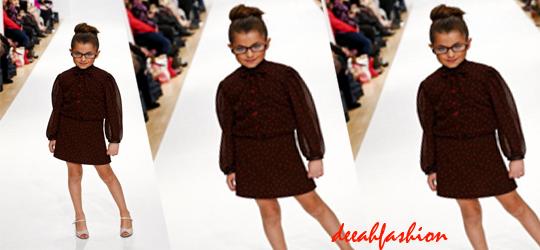 Baju Anak Modis Populer Little Girly