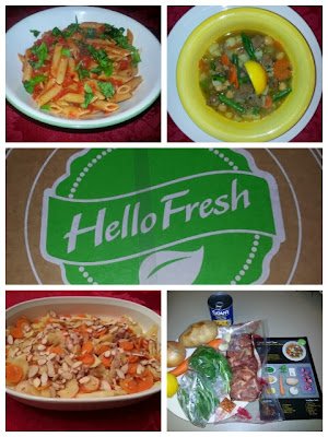 Help you child love veggies, Hello Fresh Product Review,