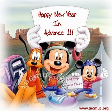 Happy new year 2014 greetings new year wallpapers in hd hq funny happy new year wishes in advance greetings from micky mouse happy new year 2014 m4hsunfo