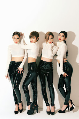 miss A Hush Beauties in White