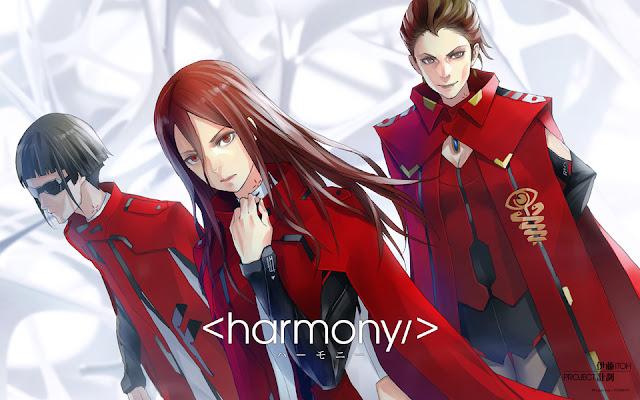 Film Layar Lebar 'Harmony' Perlihatkan Video Promosi Keduanya