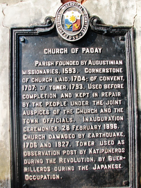 San Agustin Church of Paoay, Ilocos Churches, Old Churches, Bisita Iglesia Ilocos