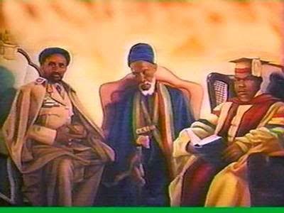 Jah Rastafari I