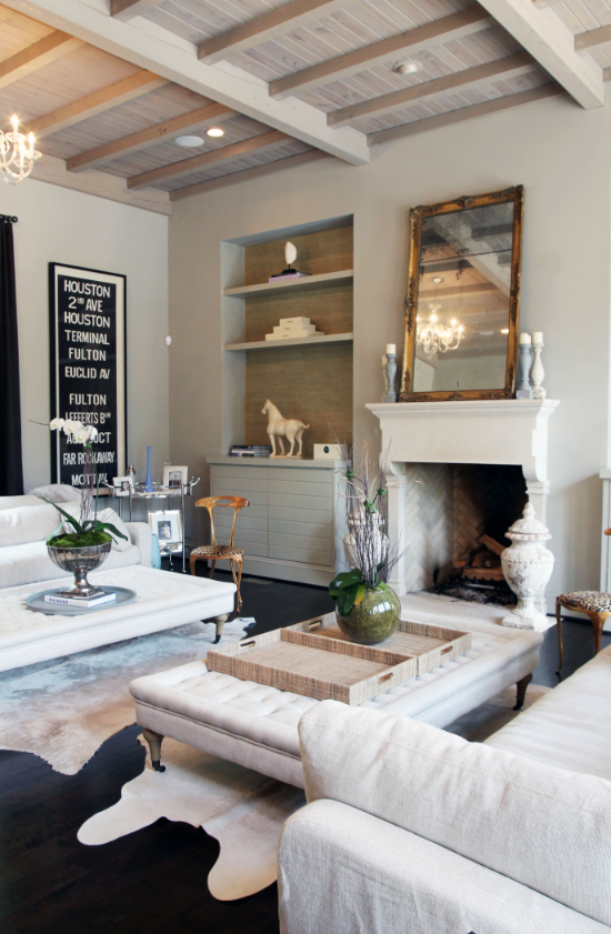 Chic Elegance Of Neutral Colors For The Living Room 10 Amazing Examples: Lucy And Company: Great Style On Colville Road