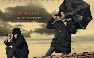 El capitán elefante grupo banda 2013