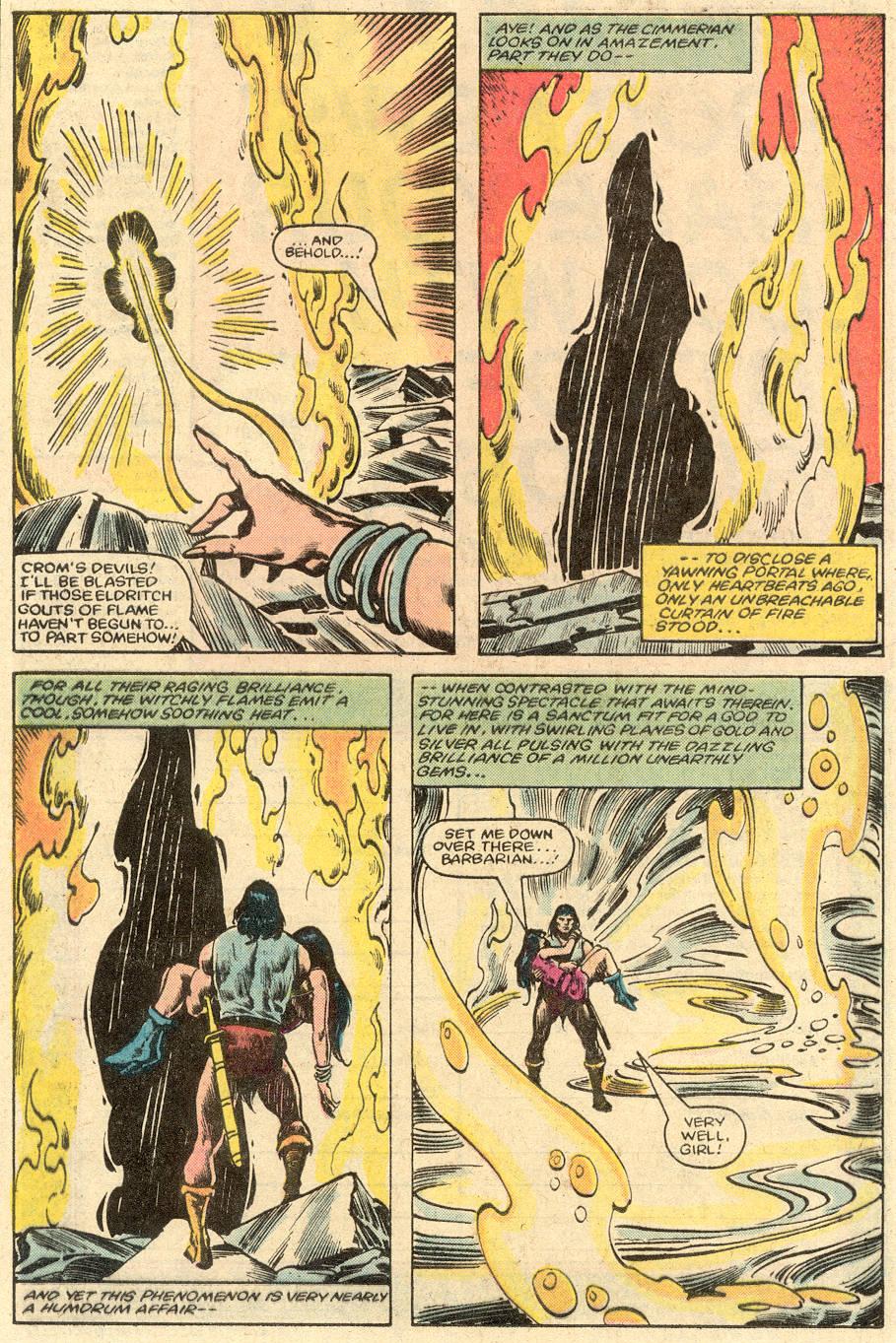 Conan the Barbarian (1970) Issue #150 #162 - English 17
