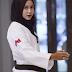 Lia Karlina, Hijaber Cantik Jagoan Taekwondo