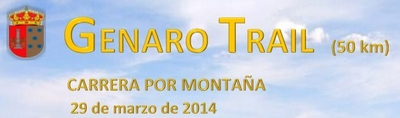 Trailrunning Genaro Trail 2014