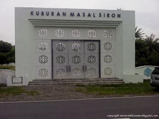 Kuburan Massal Siron