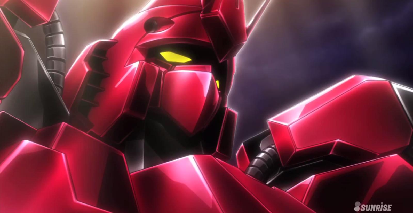 perfect Gundam III - Red Warrior