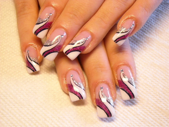 The Astonishing Acrylic nails designs 2015 Photograph