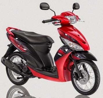 Yamaha Mio J Sporty Fi