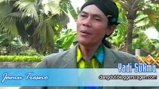 Yadi Sukmo Jamu Tresno
