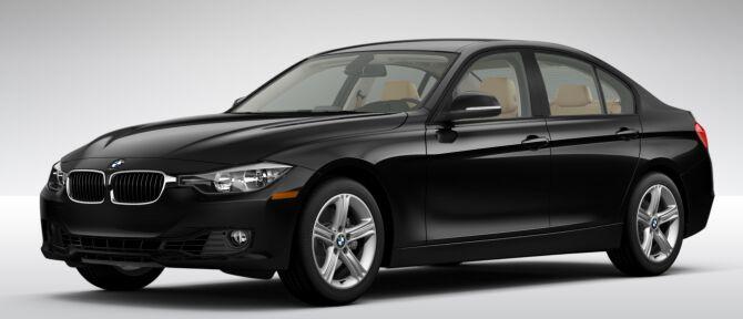 Jesse Bluma At Pointe Viven BMW I Sedan Eco Pro Mode Review By - Bmw 328 sedan