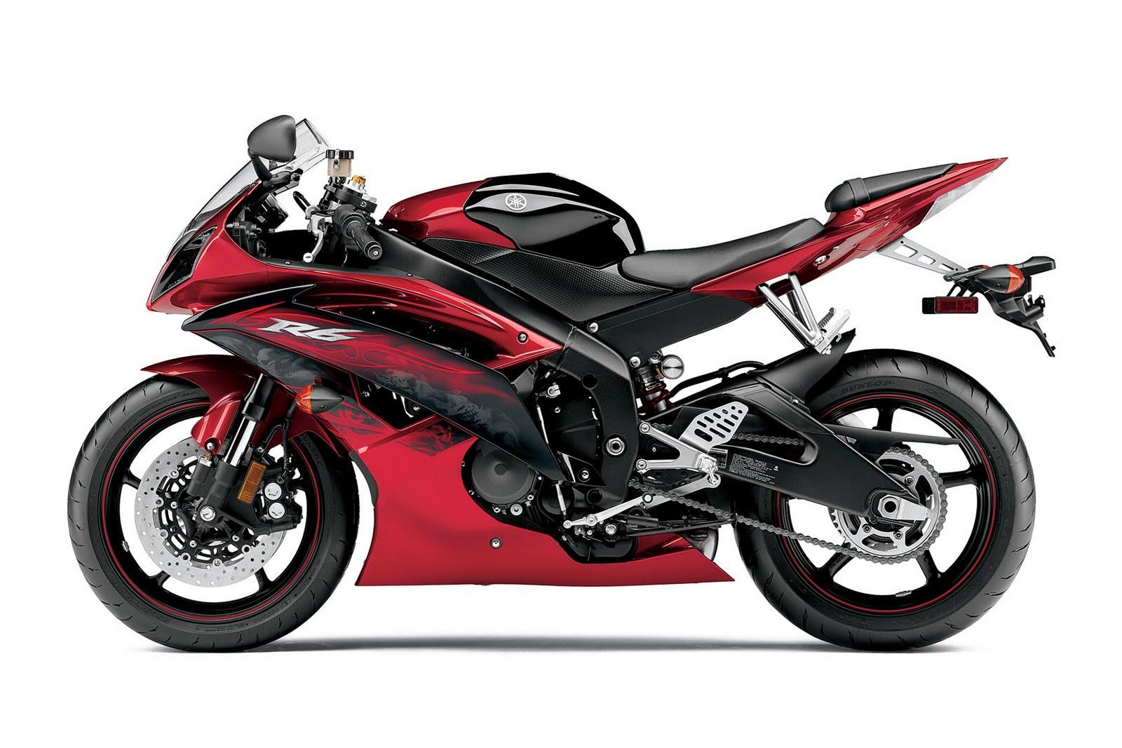 a yzf r6 da yamaha uma moto turbinada top motos. Black Bedroom Furniture Sets. Home Design Ideas