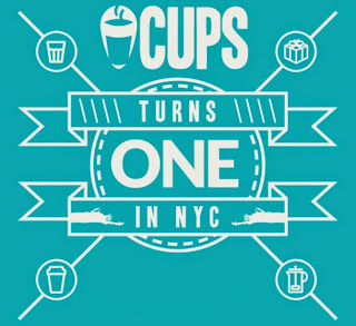 Free coffee in NYC with Cups this week