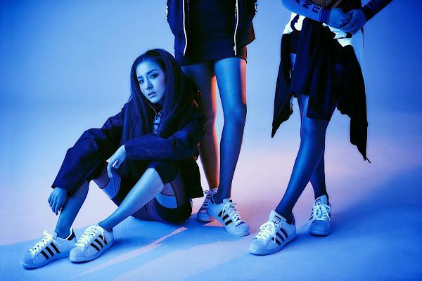 Dara 2NE1 adidas 2015