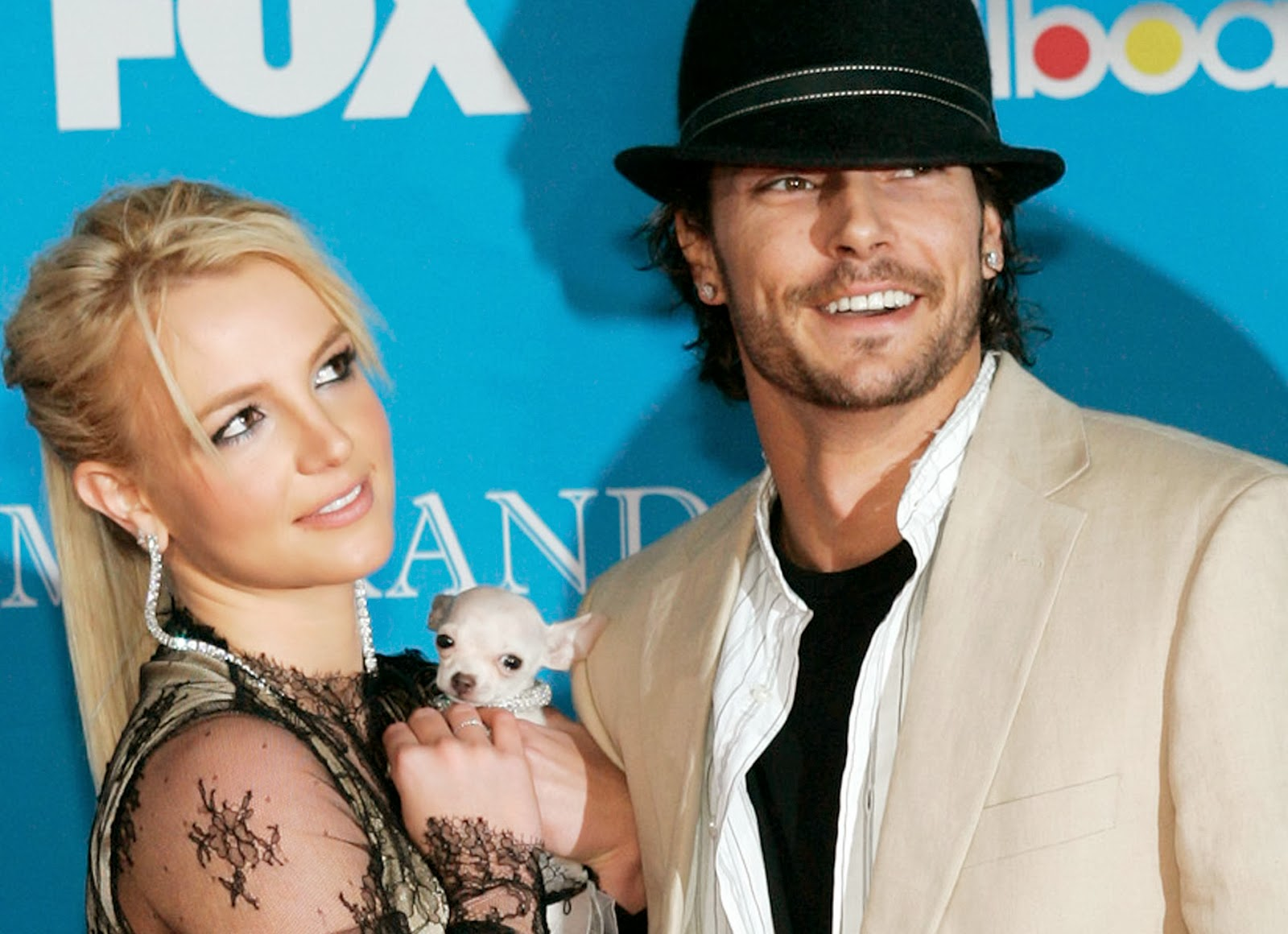 Britney Spears dan Kevin Federline