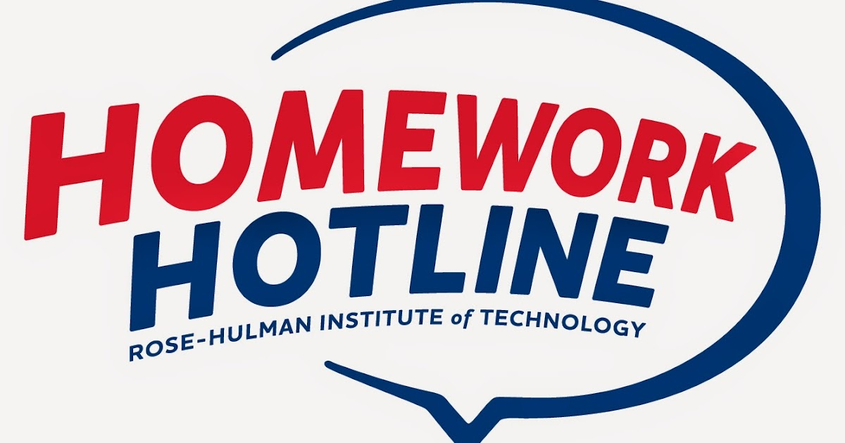 homework hotline online Homework hotline live (hhl) is a production of montgomery county public schools television in maryland hhl uses the internet and cable tv to offer free homework help to students in montgomery county.