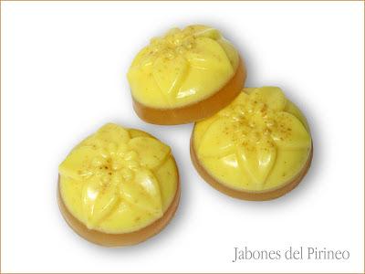 Jabón de Miel y Limón