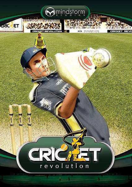 cricket revolution 2010 pc game