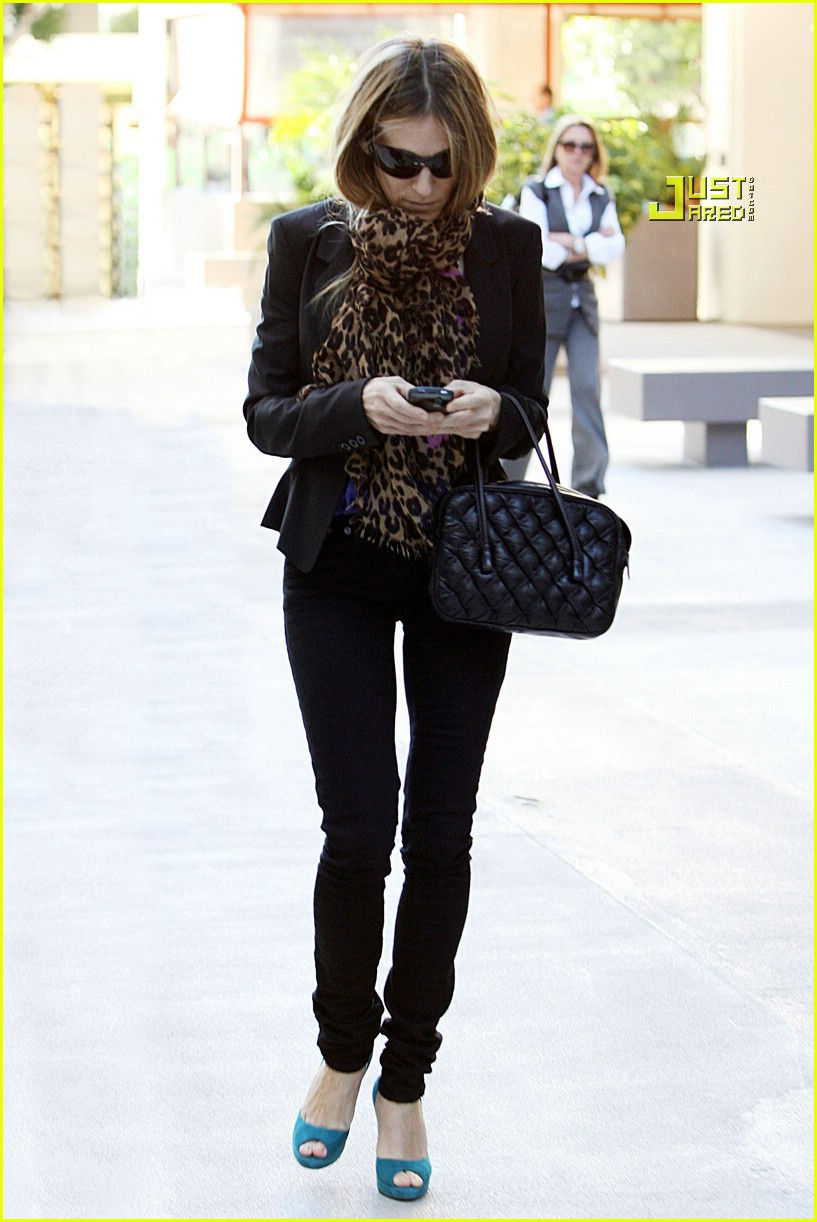 The Pretty Factor: Style Crush: Sarah Jessica Parker