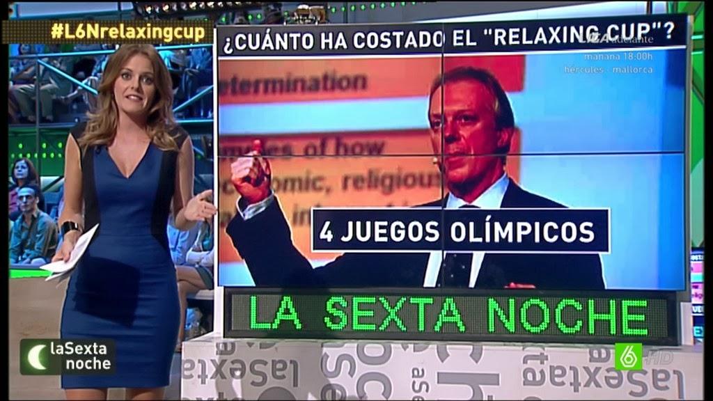 ANDREA ROPERO, LA SEXTA NOCHE (14.09.13)