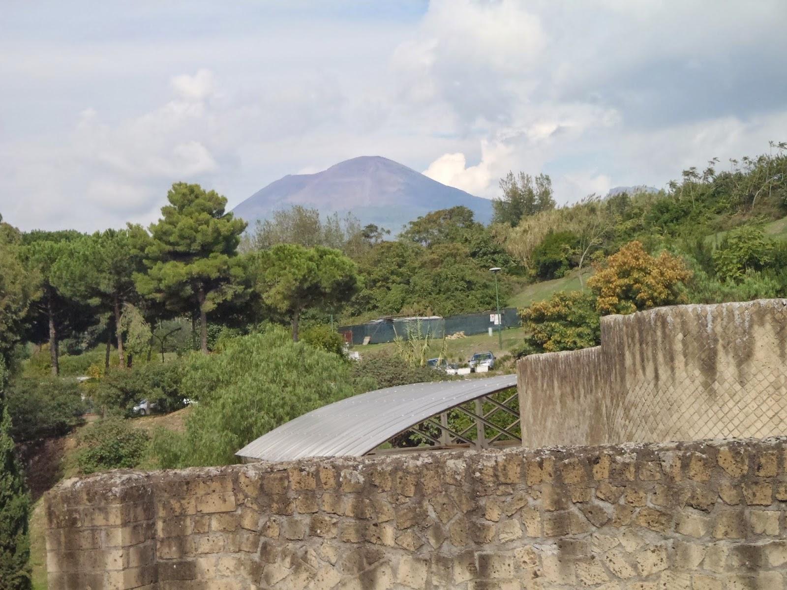 Mt Vesuvius - Italy