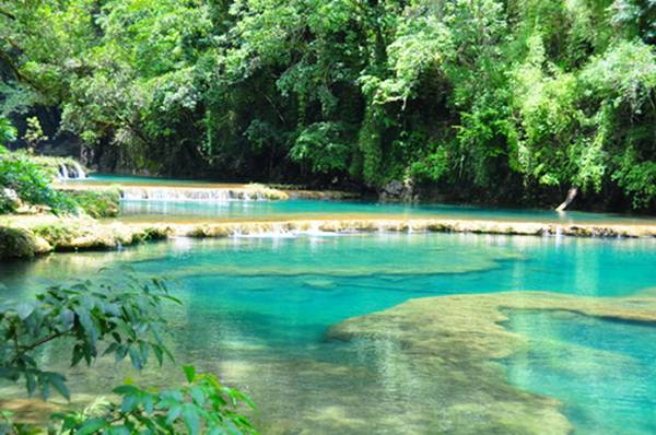 Semuc Champey Pools - Guatemala