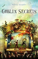 bookcover of GOBLIN SECRETS  by William Alexander