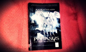 Pegasus e o fogo do Olimpo - Kate O'Hearn