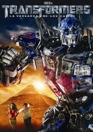 Transformers 2 La venganza de los cados (2009) 3GP