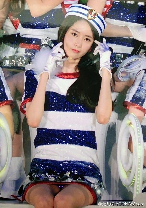 Yuri kwon snsd sport green 21 cum tribute