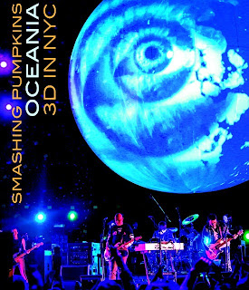 The Smashing Pumpkins to Release 'Oceania: Live in NYC' (filmed at Barclay's Center in Dec. '12) on Sept. 24th