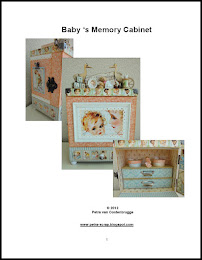 Baby's Memory Cabinet