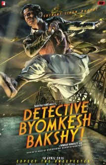 Detective Byomkesh Bakshy 2015 Hindi DVDRip 700mb