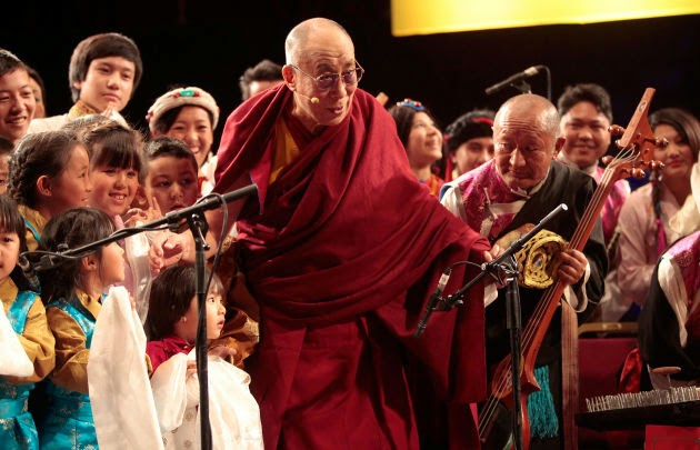 Dalai-Lama-Biography