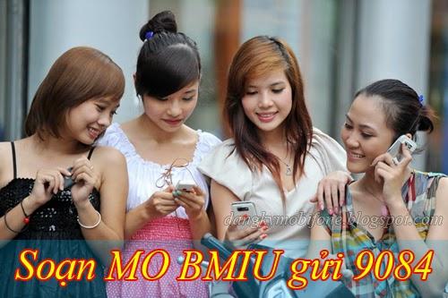 Gói cước BMIU của Mobifone
